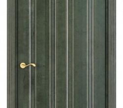 Ол 102ш зеленый+патина серебро микрано